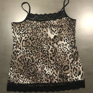 Maurice's Lace Trim Camisole